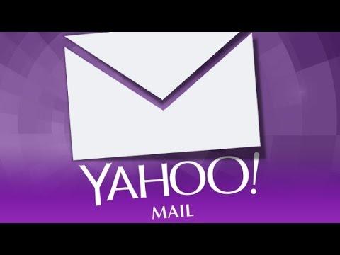 Yahoo mail Forward