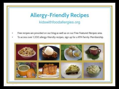 Food Allergy Baking without Milk, Eggs, Soy, Wheat, Gluten and Nuts