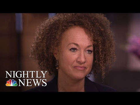 Rachel Dolezal: Being White Doesn't Describe Who I Am (Full Interview) | NBC Nightly News