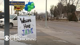 Wisconsin town reflects on Jayme Closs' homecoming: