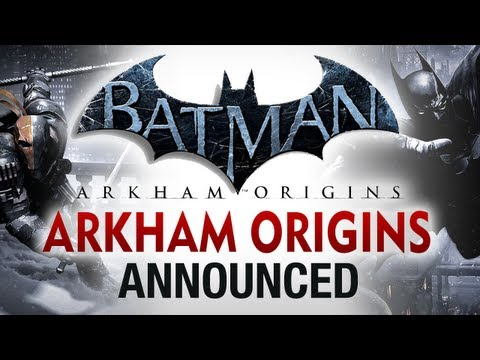 Batman: Arkham Origins - Announced for PC, PS3, Xbox 360 and Wii U + Game for PS Vita and 3DS