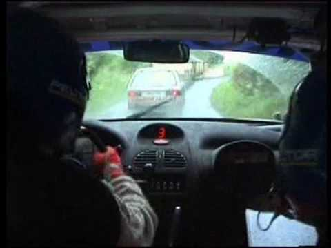 ANOTHER HILARIOUS ON BOARD RALLY ACTION IN IRELAND