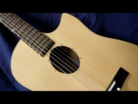 The Joy Of Building Your Own (Acoustic) Guitar
