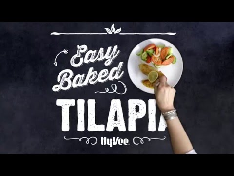 How To Make Easy Baked Tilapia