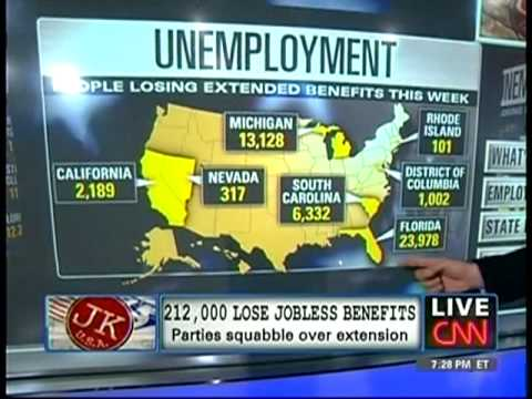 CNN: Tennessee Republicans Cut Off Unemployment Benefits for Struggling Families