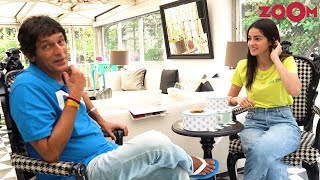 Ananya Panday and Chunky Panday's Father's Day Special | Promo