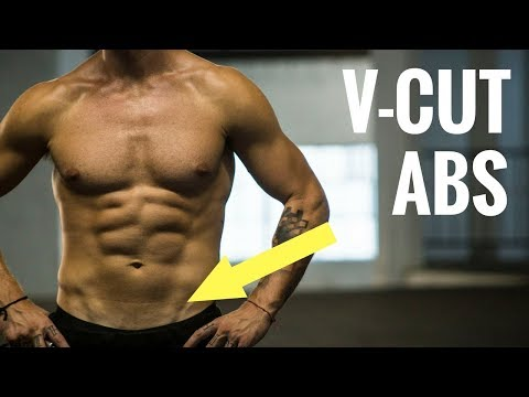 How To Get V-Cut Abs With Jump Rope