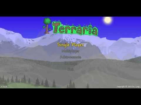 Terraria 100% legit Terra Sword Glitch