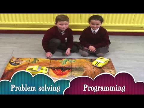 Holy Trinity Primary School, Belfast: 3rd Millennium Learning Award video (update 2016)