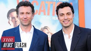 John Francis Daley and Jonathan Goldstein to Direct 'Flash' Movie | THR News Flash