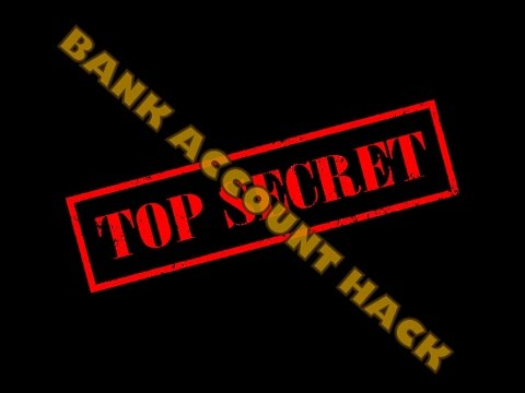 bank account CHEQUE NUMBER HACKED!!!!!!!!!!!
