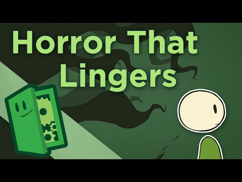 Horror That Lingers - How the Uncanny Instills Fear - Extra Credits