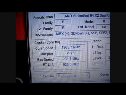 Overclocking Laptop from 1.7Ghz to 2.0Ghz (Stable OC)
