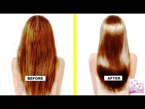 Make Your Hair Permanently Straight With These 4 Kitchen Ingredients