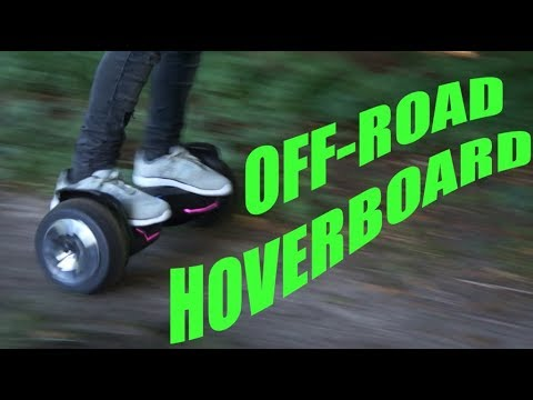 OFF-Road Hoverboard