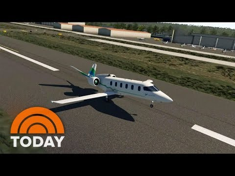 Could A Hybrid Electric Plane Be The Future Of Flying?   TODAY