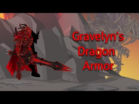 How To Get Gravelyn's Dragon Armor Set 2016