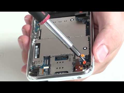 iPhone 3GS Motherboard Removal