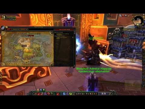 How to get from pandaria to Dalaran