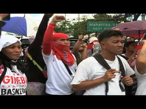 Kadamay wants free housing amid unemployment 'crisis'