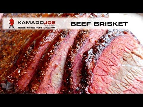 Kamado Joe Beef Brisket (2015)