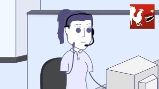 Rooster Teeth Animated Adventures - The Robo-Telemarketer