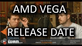 AMD VEGA SPECS REVEALED - WAN Show June 2, 2017