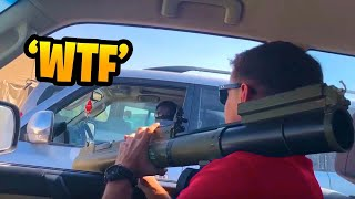 EXTREME ROAD RAGE \u0026 CAR CRASHES! FAILS \u0026 WINS CRASH COMPILATION