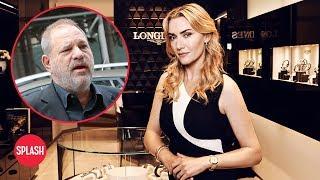 Kate Winslett Says Harvey Weinstein was Bullying and Nasty   Daily Celebrity News   Splash TV