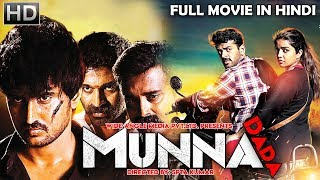 Munna Dada (2018) | New Released Full Hindi Dubbed Movie | South Indian Movies 2018 Full Movie