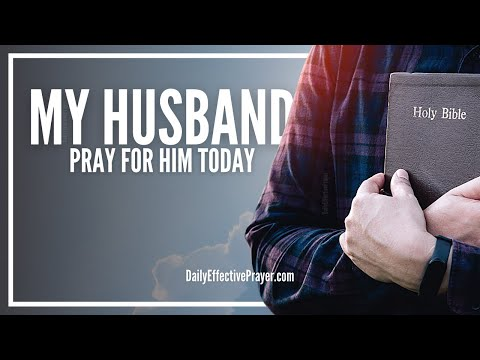 Prayer For Husband - Prayers For My Husband
