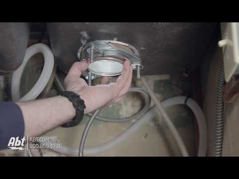 How To: Install a Garbage Disposal