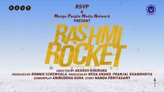 Rashmi Rocket    Motion Poster   Taapsee Pannu   Akarsh Khurana