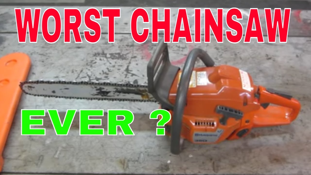Can It Be Saved? The Junkiest Chainsaw Ever. Picked out of The Trash.