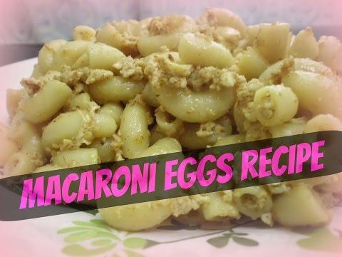Delicious Macaroni Egg Recipes