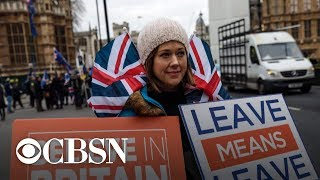 Download As Brexit deadline looms, Americans begin to realize potential repercussions Video