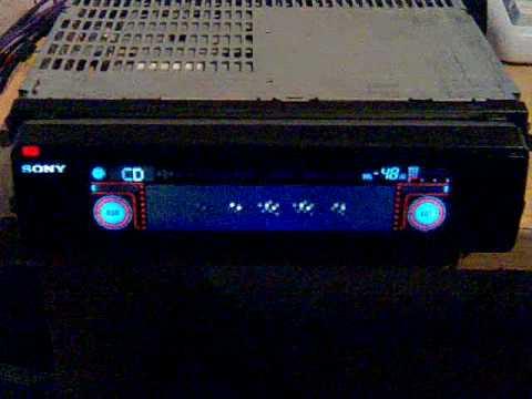 Sony CDX-M630