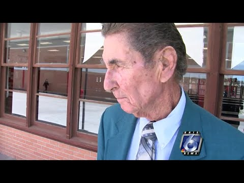 Long-time local teacher, Ronald Remeuth, continues to visit South Park each year
