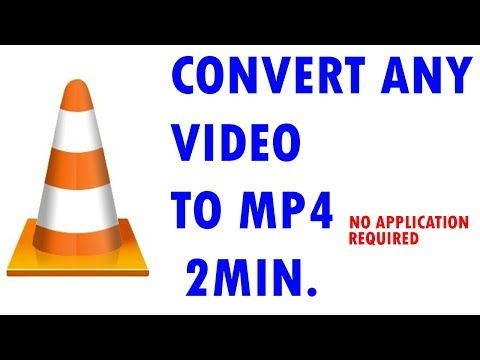 How To Convert Video Files To MP4 Format HD By Mayank Tech