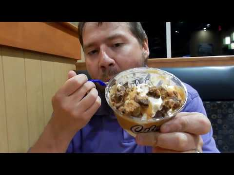 Birthday Custard At Culver's!