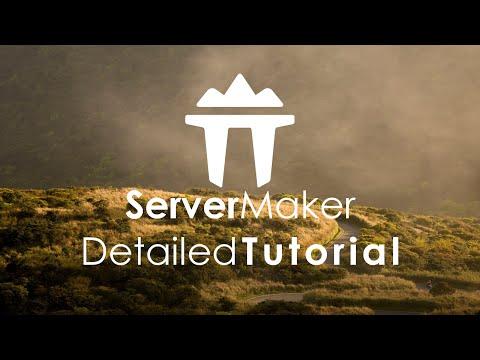 PC Tutorial-TT Server Maker (Minecraft)
