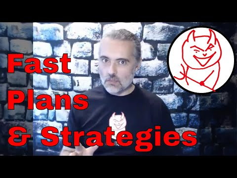 Strategies and Tactics to Quickly Create a Test Strategy, Plan, Presentation, Tutorial or Workshop
