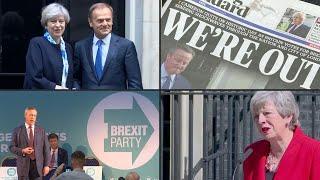 Brexit - So kam er zustande   AFP