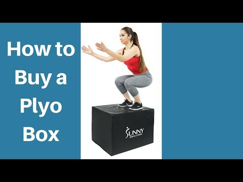 How to Buy a Plyo Box