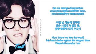 Block B - Burn Out (Rom~Han~Eng) Color & Picture Coded