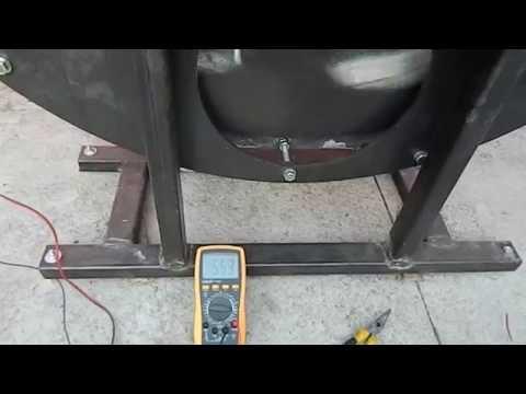 High Power Permanent Magnet Generator 55KW