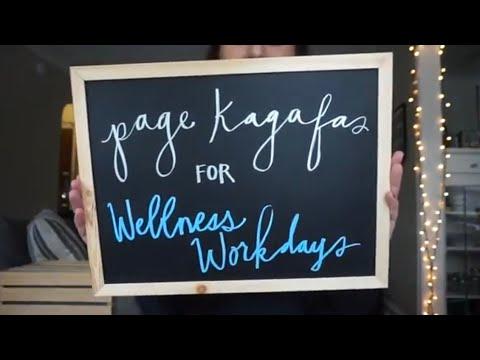 Wellness Workdays DI Video Application