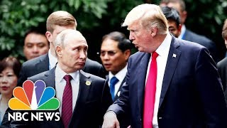 Confronting Russian President Vladimir Putin, Part 3 | Megyn Kelly | NBC News