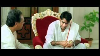 Tango Charlie - Drama Scene - Ajay Devgan - Mohammed Ali Vows To Safeguard Zamindars Family