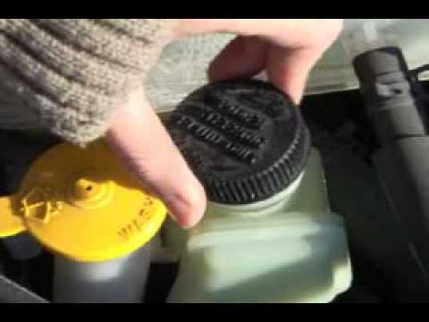 How to Check Power Steering Fluid